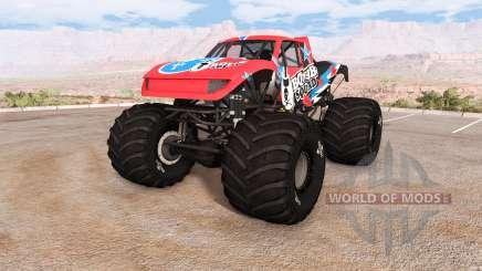 CRD Monster Truck v1.11 для BeamNG Drive