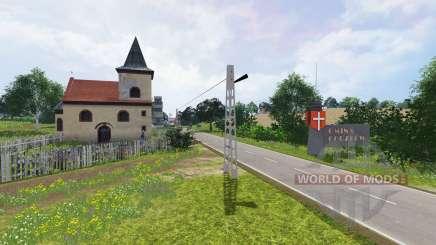 Gorzkowa v2.0 для Farming Simulator 2015