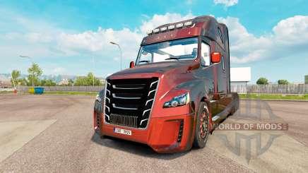 Freightliner Inspiration v3.0 для Euro Truck Simulator 2