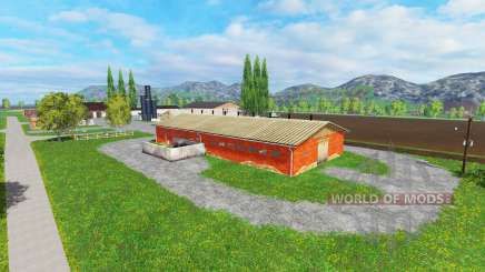 District of Breisgau v1.3 для Farming Simulator 2015