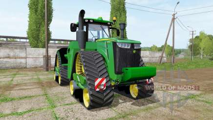 John Deere 9520RX для Farming Simulator 2017