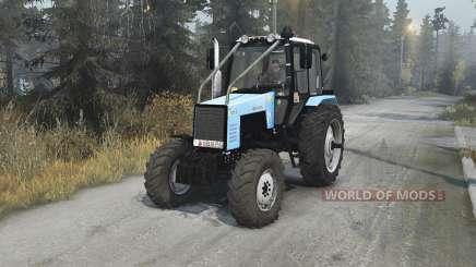 МТЗ 1221.2 Беларус v1.1 для Spin Tires