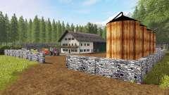 La petite Ardeche v1.2 для Farming Simulator 2017