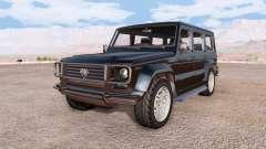 GTA V Benefactor Dubsta для BeamNG Drive