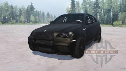 BMW X6 M для MudRunner