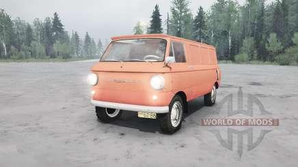 ЗАЗ 971Г для MudRunner