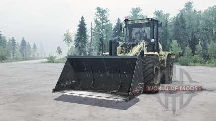 New Holland W170C для MudRunner