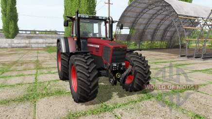 Fendt Favorit 818 v3.1 для Farming Simulator 2017