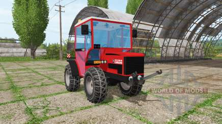 Antonio Carraro Tigretrac 3800 HST для Farming Simulator 2017