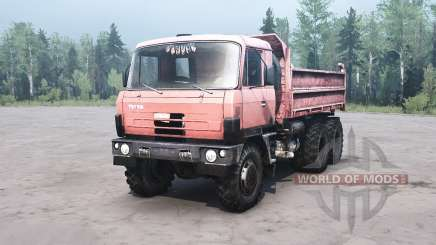 Tatra T815 для MudRunner