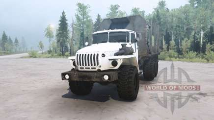 Урал 4320-30 для MudRunner