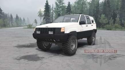 Jeep Grand Cherokee (ZJ) для MudRunner