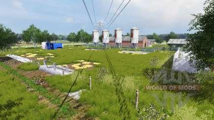 Radowiska Fa Cztery для Farming Simulator 2013