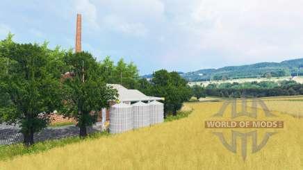Польша v4.0 для Farming Simulator 2015