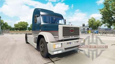 ЗиЛ ММЗ 5423 v2.5 для Euro Truck Simulator 2