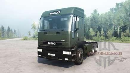 Iveco EuroTech для MudRunner
