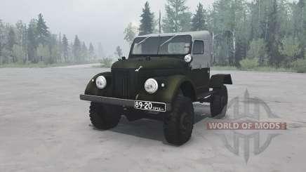УАЗ 456 для MudRunner