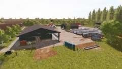 Holland landscape v1.03 для Farming Simulator 2017