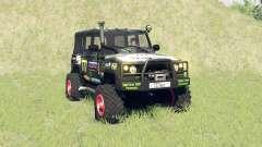 УАЗ 3172 для Spin Tires
