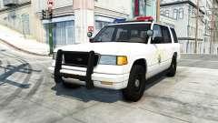 Gavril Roamer highway patrol