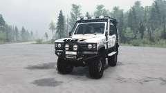 УАЗ 3170 Terra для MudRunner