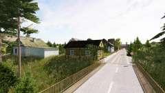 Балтийская деревня для Farming Simulator 2017