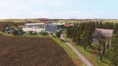 SudThuringen v3.0 для Farming Simulator 2017