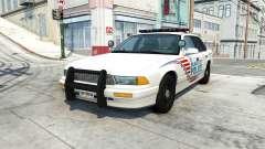 Gavril Grand Marshall belasco city police для BeamNG Drive
