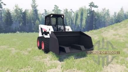 Bobcat S160 для Spin Tires