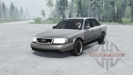 Audi S6 (C4) 1997 для MudRunner