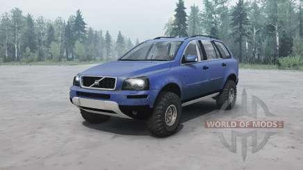 Volvo XC90 2009 для MudRunner