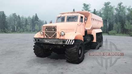 ЯАЗ 214 для MudRunner