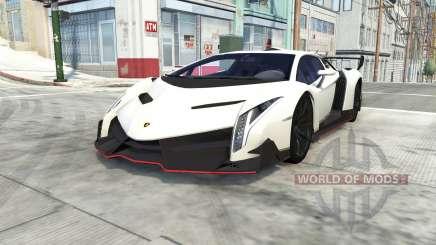 Lamborghini Veneno для BeamNG Drive