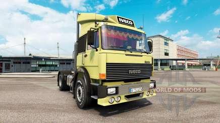 Iveco-Fiat 190-38 Turbo Special v1.1 для Euro Truck Simulator 2