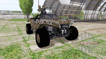 Warthog для Farming Simulator 2017
