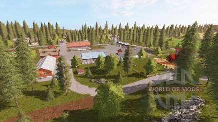 Хагенштедт для Farming Simulator 2017