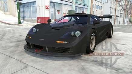 McLaren F1 GTR для BeamNG Drive
