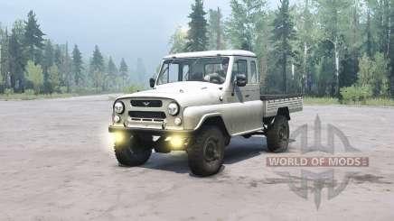 УАЗ 2315 для MudRunner