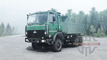 МАЗ 6317 для MudRunner