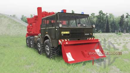 Tatra 813 для Spin Tires