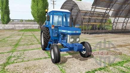 Ford 7610 для Farming Simulator 2017
