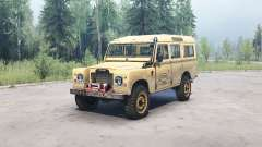 Land Rover Defender Series III для MudRunner