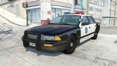 Gavril Grand Marshall san francisco police v1.1 для BeamNG Drive