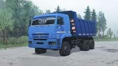 КАМАЗ 6522 для MudRunner