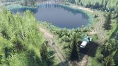 Глухое озеро