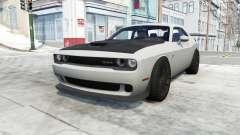 Dodge Challenger SRT Hellcat (LC) для BeamNG Drive