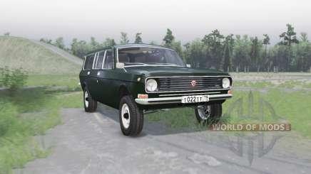 ГАЗ 24-12 Волга v1.1 для Spin Tires