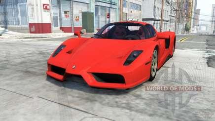 Ferrari Enzo для BeamNG Drive
