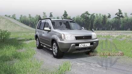 Nissan X-Trail (T30) для Spin Tires