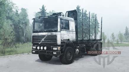 Volvo FL для MudRunner